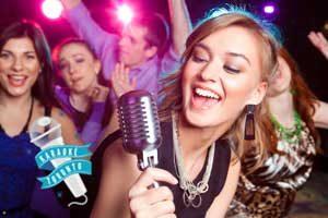 karaoke-rental-singer